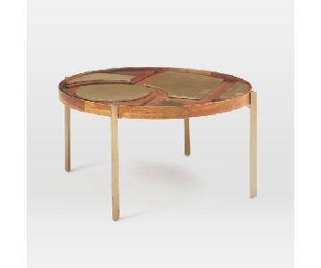 West Elm Roar + Rabbit Layered Coffee Table