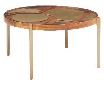 West Elm Roar + Rabbit Layered Coffee Table