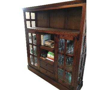 Nadeau Custom Handmade Drinks Cabinet