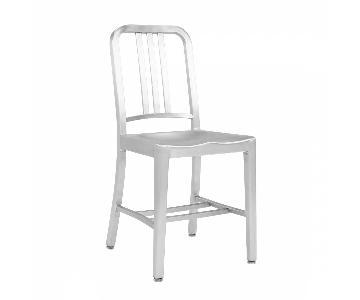 Aluminum Navy Chairs