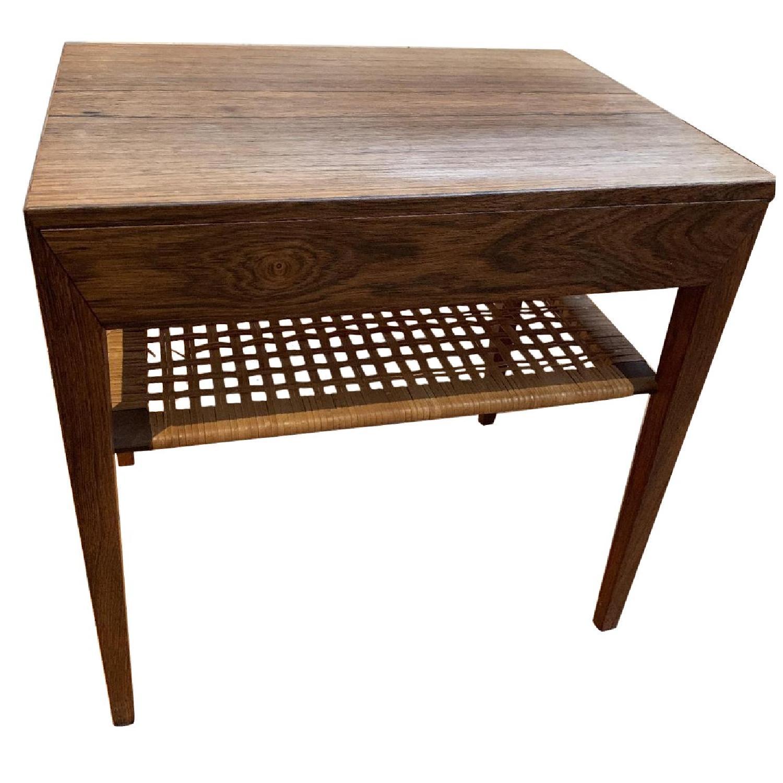 Haslev Mbelsnedkeri Severin Hansen Bedside Tables - image-0
