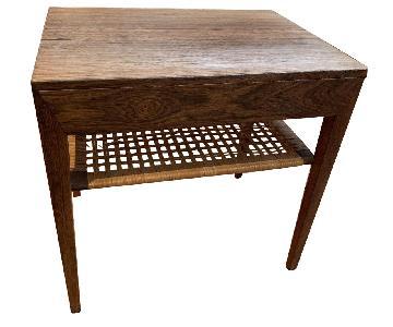 Haslev Mbelsnedkeri Severin Hansen Bedside Tables