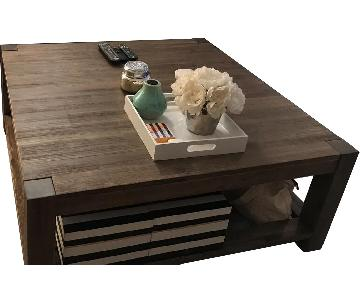 Macy's Canyon Coffee Table