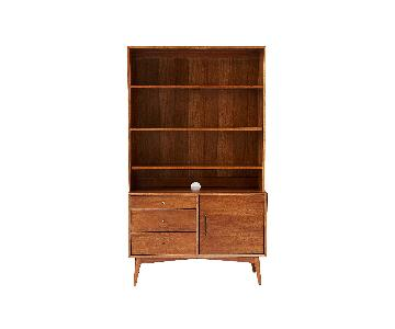 West Elm Mid Century Media Storage Tower