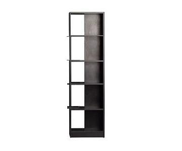 Crate & Barrel Puzzle Bookcase