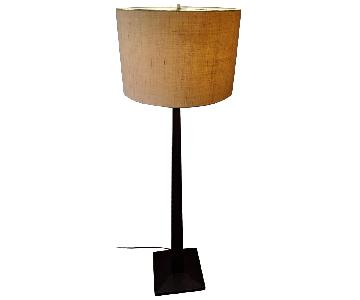 Crate & Barrel Floor Lamp