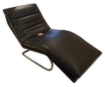 Lazzoni Leather Lounger