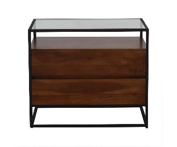 CB2 Side Table/Nightstand