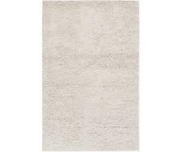 Sunnyvale Handwoven New Zealand Shag Wool Rug