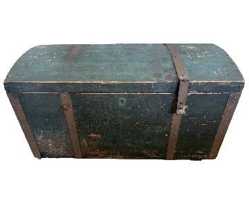 Antique Steamer Trunk/Chest