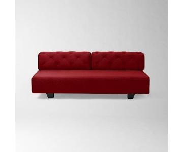 West Elm Tillary Tufted Sofa