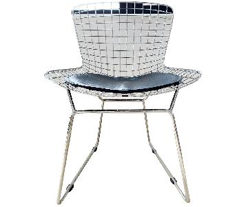 Minimalist Wire Side Chair