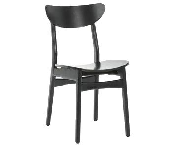 West Elm Classic Cafe Lacquer Dining Chairs