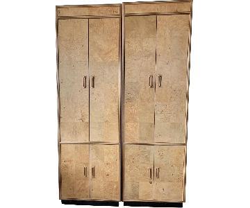 Vintage Henredon Scene Two Cabinet