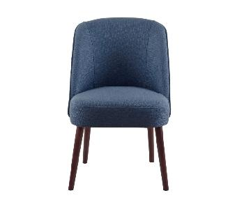 Madison Park Larkin Mid Century Modern Dining Chairs