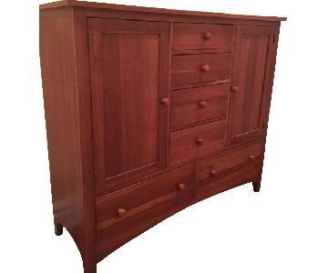 Ethan Allen Solid Wood Dresser