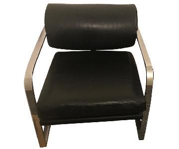 Thayer Coggin Milo Baughman Chairs