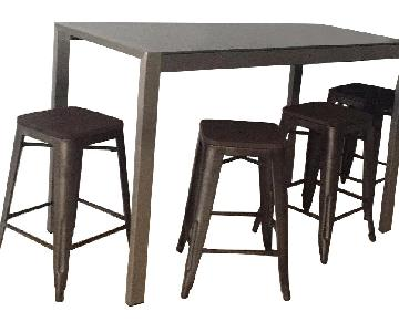 Crate & Barrel Kitchen Table