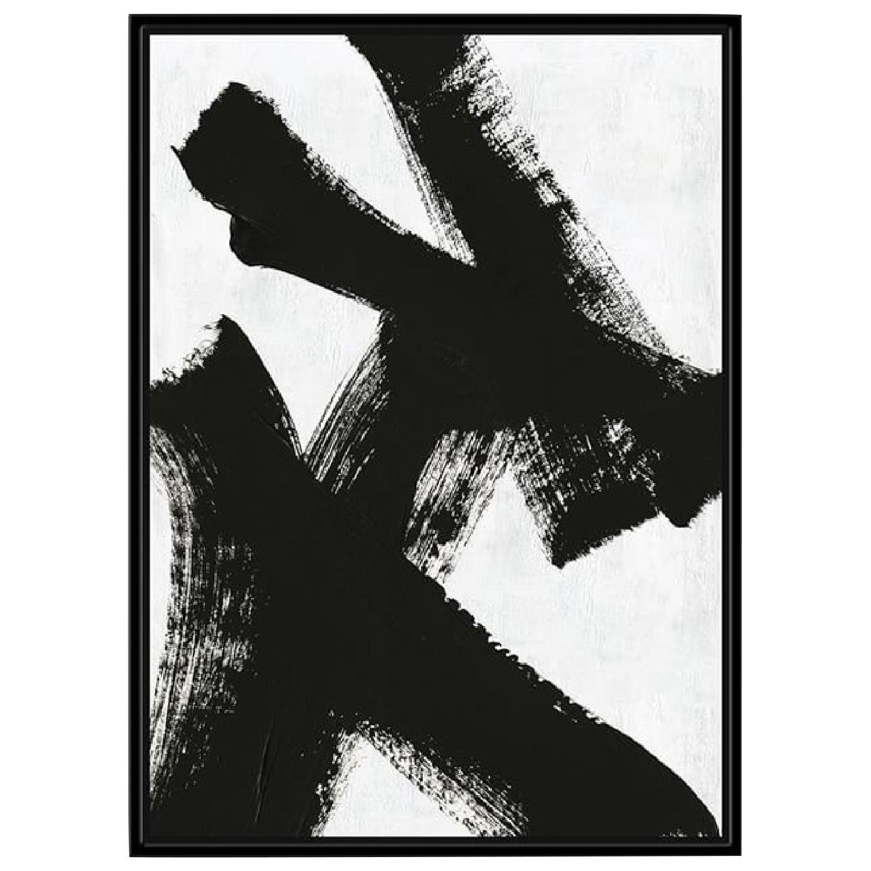 West Elm Framed Print - Double X - image-0