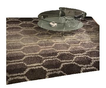 Bob's Patterned Area Rug