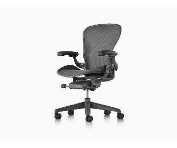 Herman Miller Aeron Size B Chair