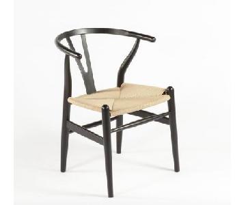 Stilnovo USA Wishbone Chair in Black