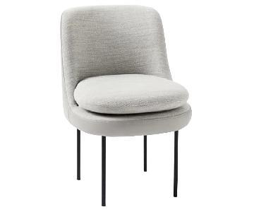 West Elm Modern Dining Chair
