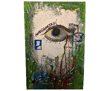 Original Eye Painting