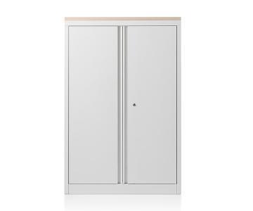 Herman Miller Swing Door Metal Cabinets