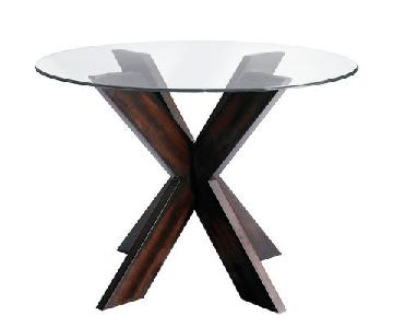 Pier 1 Simon X Espresso Dining Table