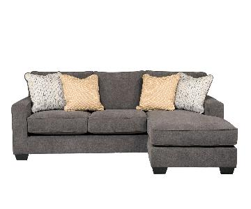 Ashley Hodan Chaise Sectional Sofa