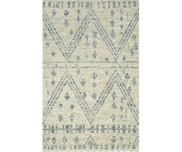 West Elm Mont Wool Shag Rug
