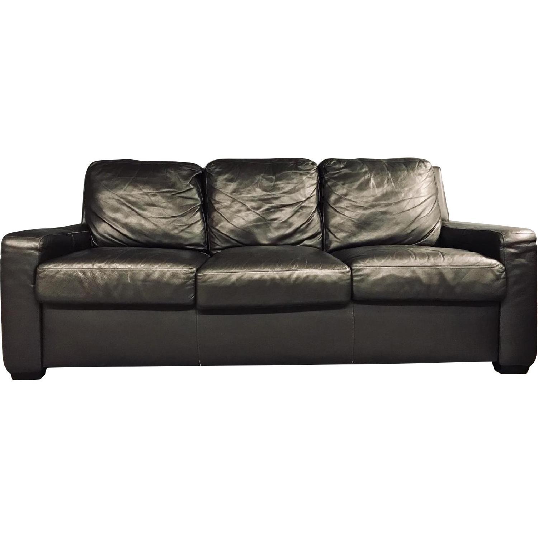 American Leather Queen Plus Sleeper Sofa