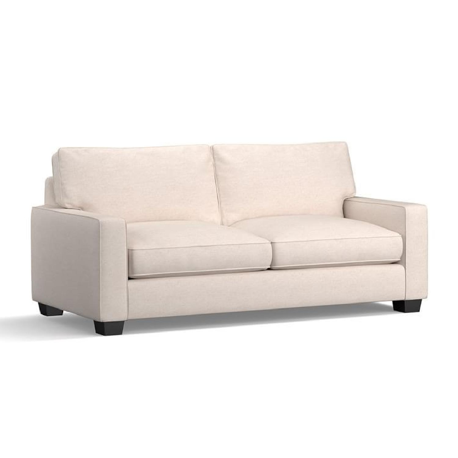 Pottery Barn PB Sleeper sofa - image-0