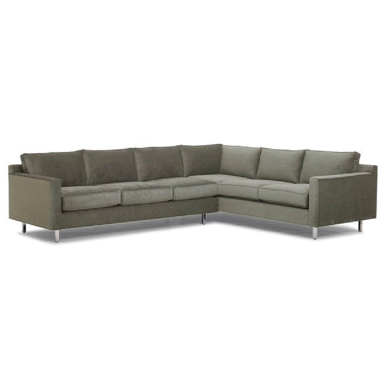 Mitchell Gold + Bob Williams Hunter Studio Sectional Sofa
