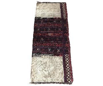 Vintage Hand Woven Kilim Rug