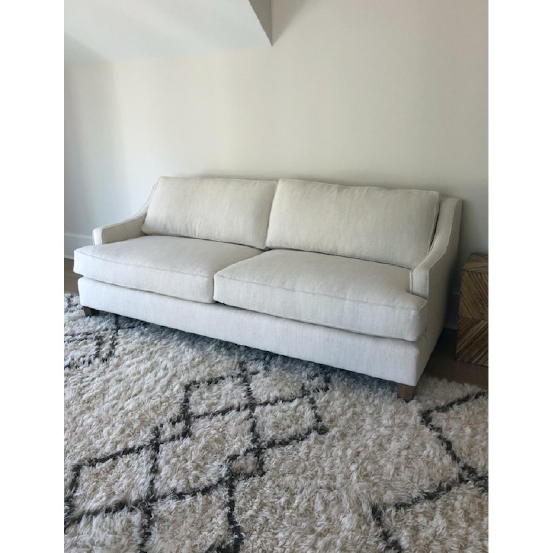 J Redmond Design LLC Custom 2 Seater Sofa