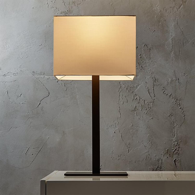 CB2 John Table Lamp
