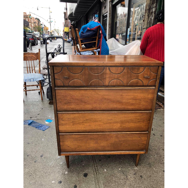 Bassett Furniture Mid Century 1960s Dresser
