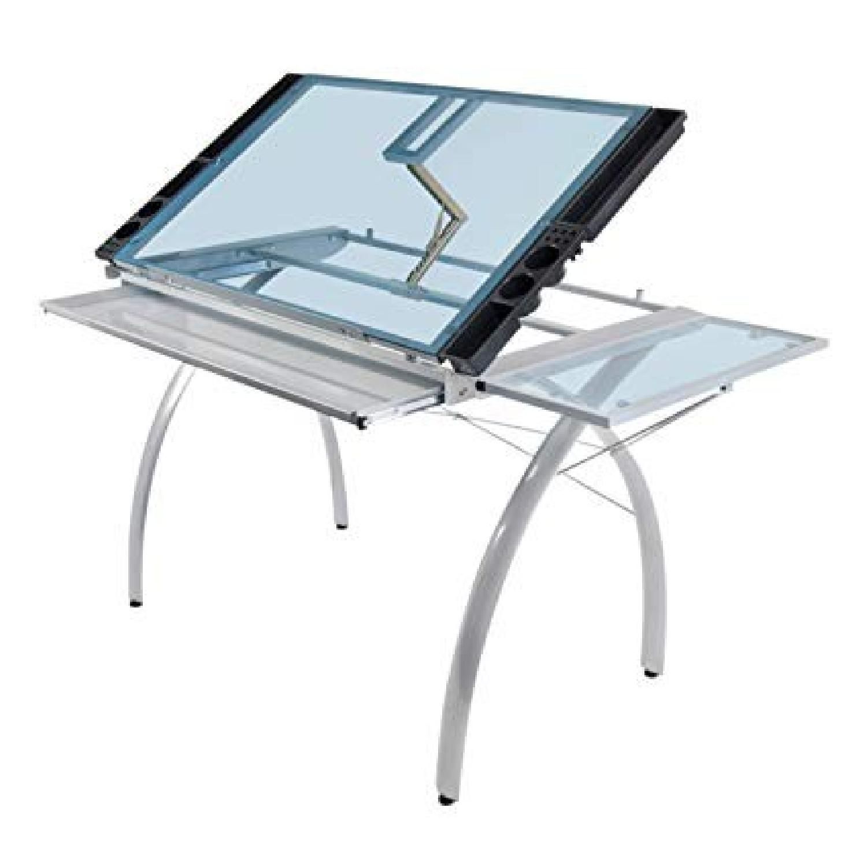 Studio Designs Futura Craft Station w/ Folding Shelf