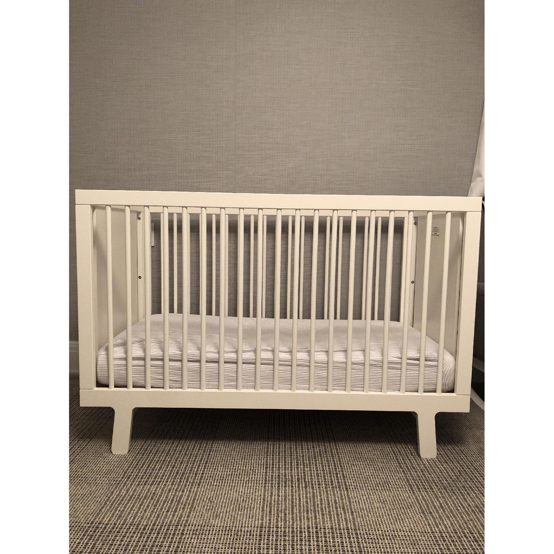 Oeuf Sparrow Crib - image-1