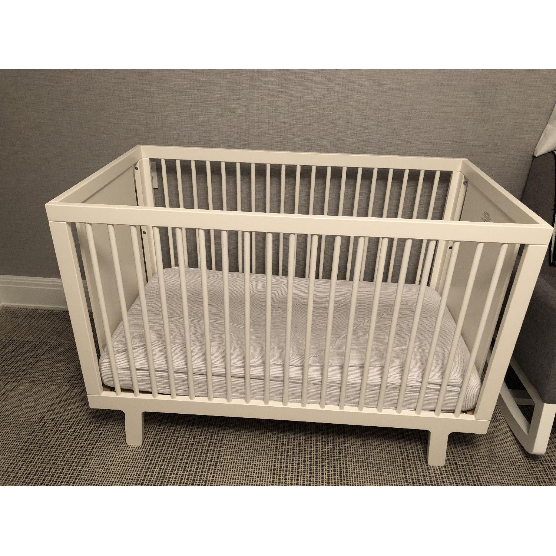 Oeuf Sparrow Crib - image-2