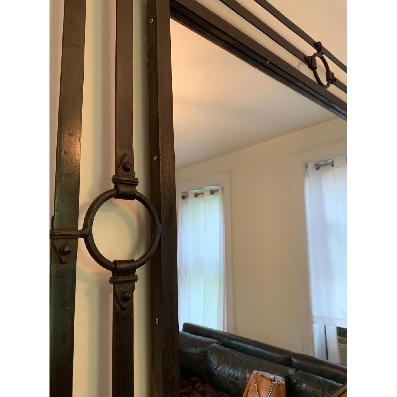 Pottery Barn Wall Mirror-0