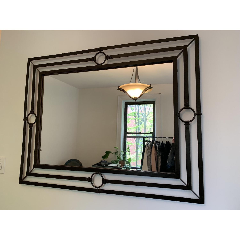 Pottery Barn Wall Mirror-1