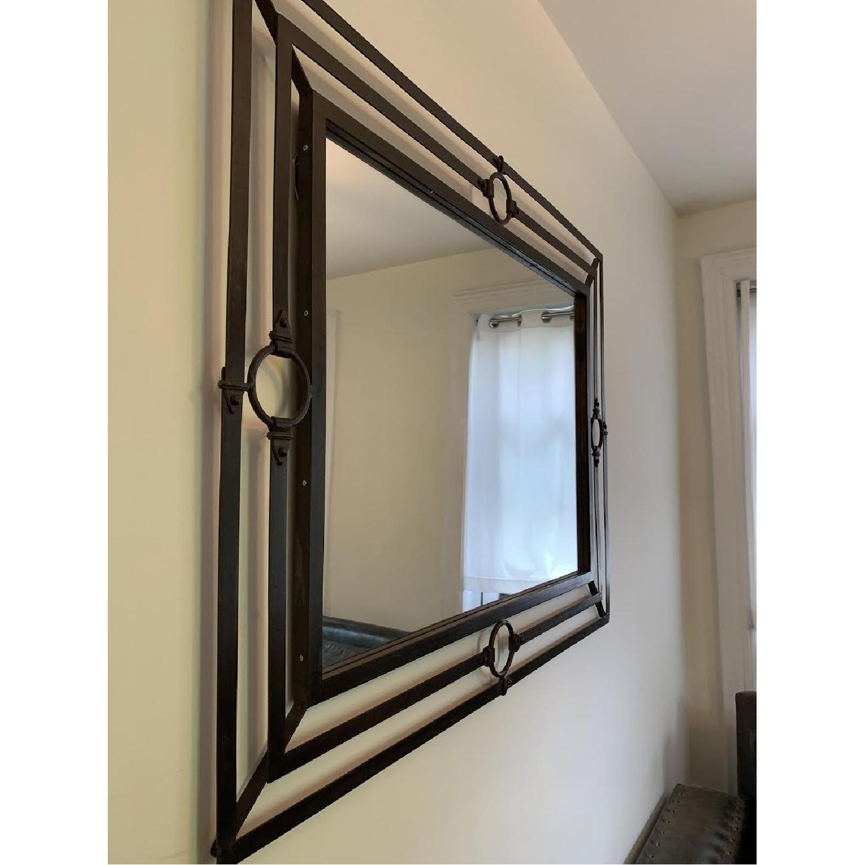 Pottery Barn Wall Mirror-2