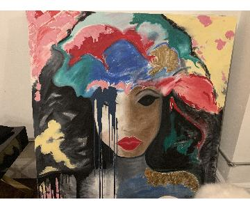 Anthony Dunning Abstract Art - Lola