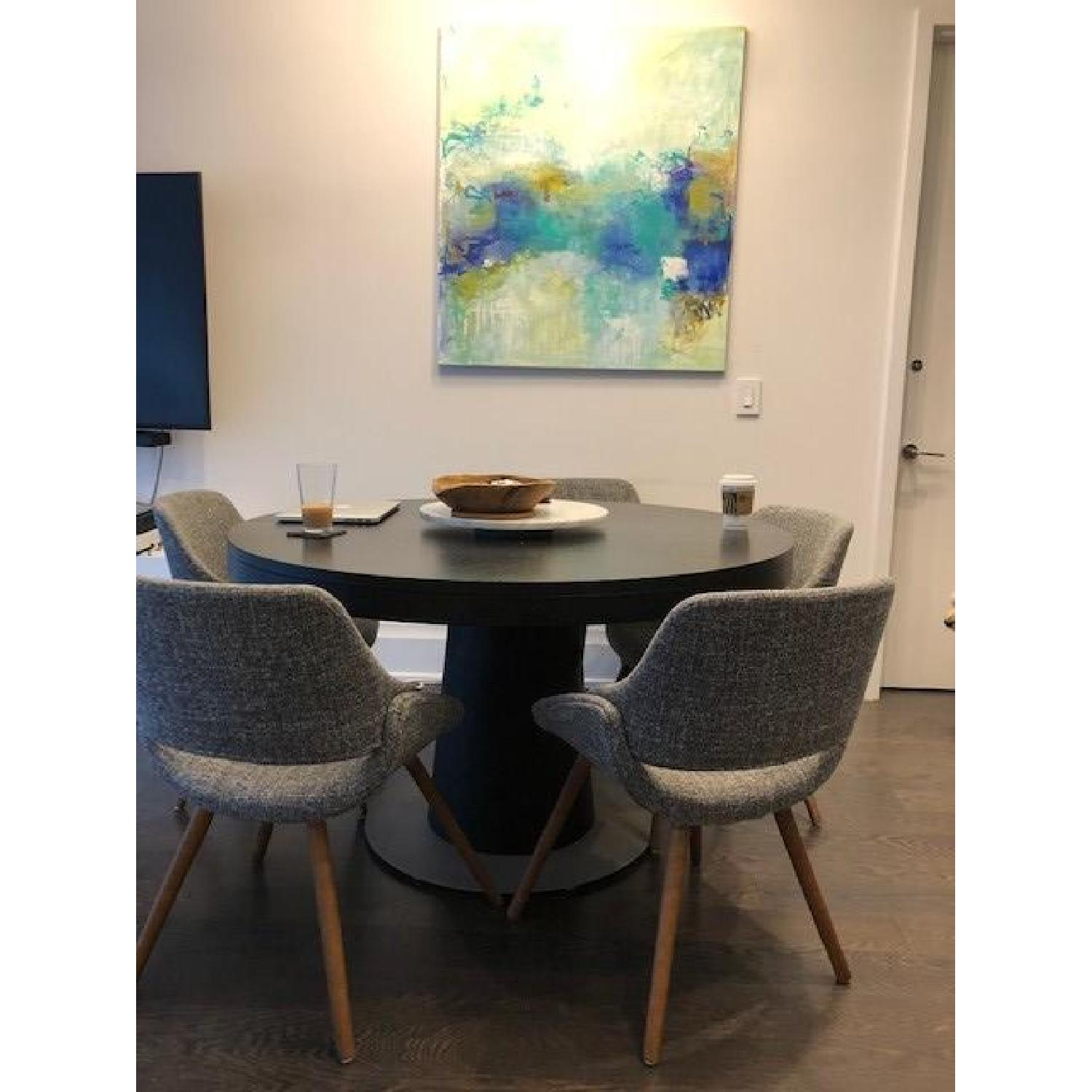 BoConcept Granada Extendable Table w/ 5 Chairs - image-5