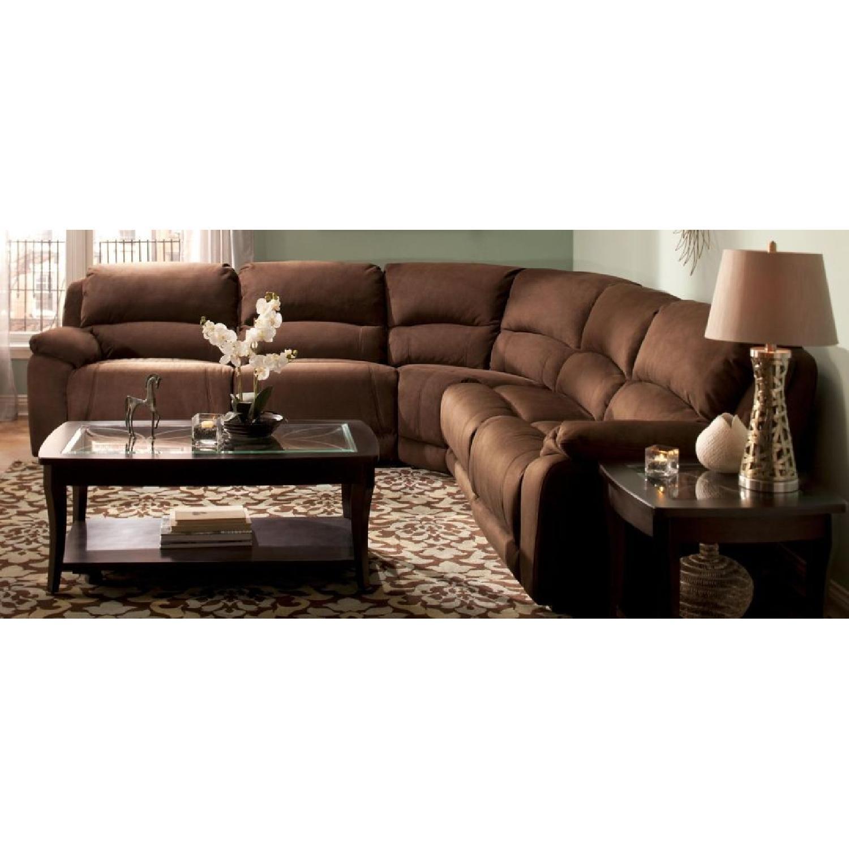 Raymour & Flanigan Mackenzie 5-Piece Sectional Sofa - AptDeco