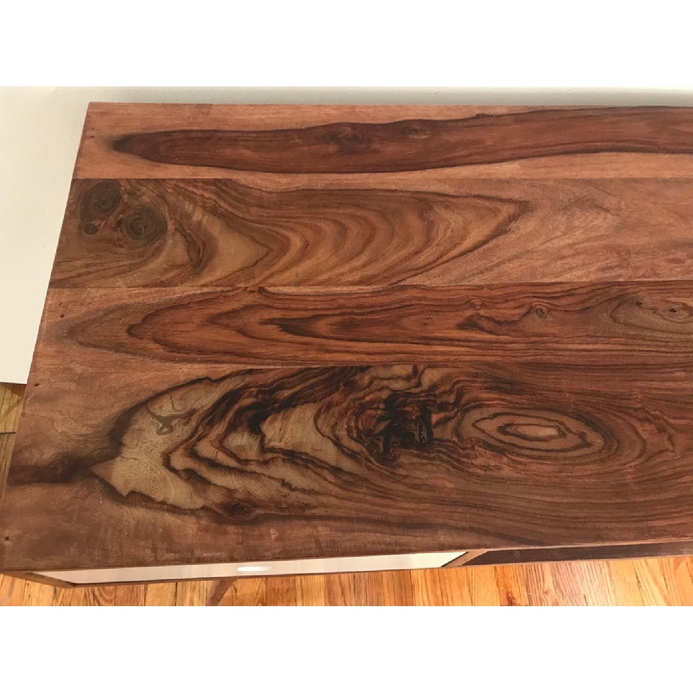 Mid Century Modern Wood Desk-5