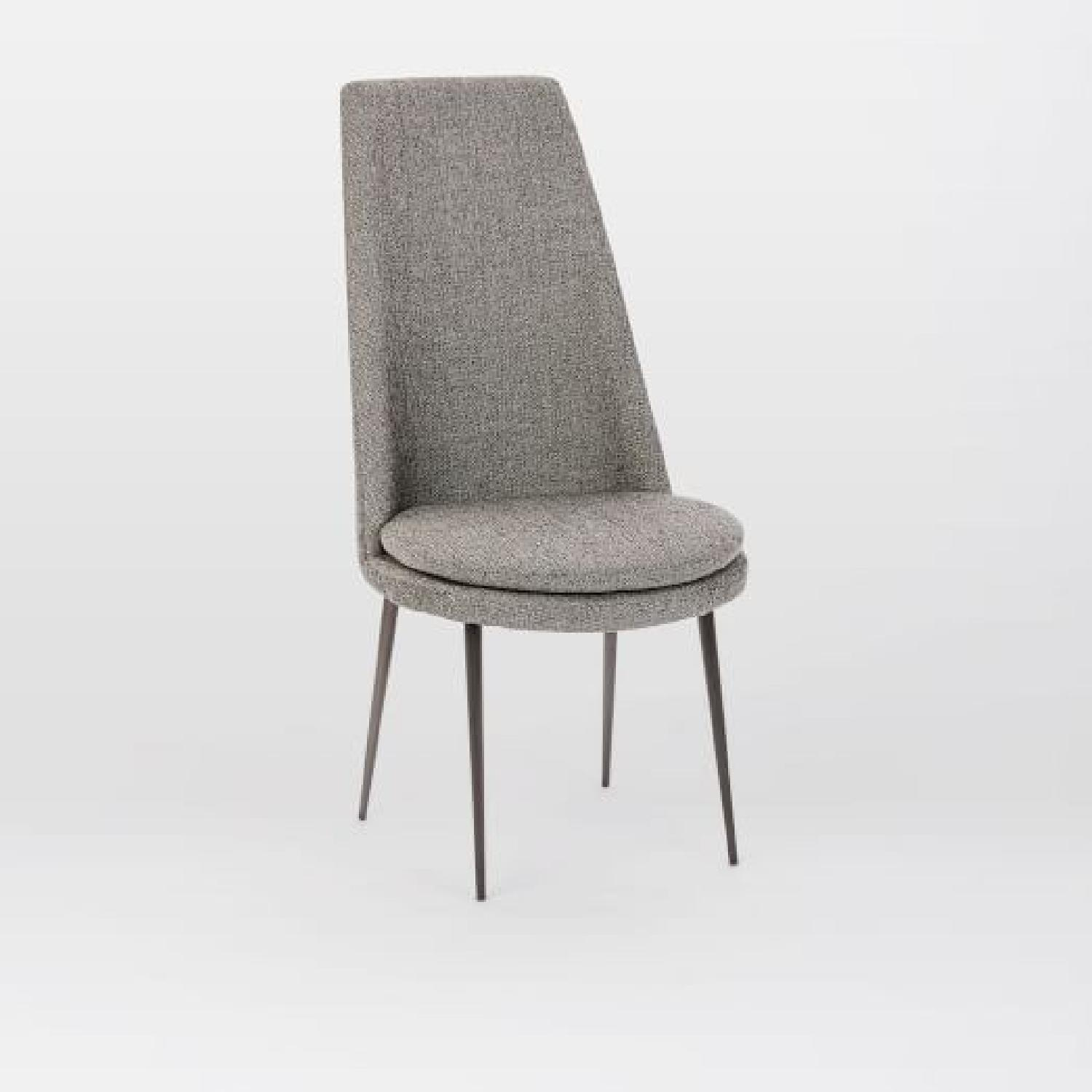 West Elm Finley High-Back Upholstered Dining Chair-1